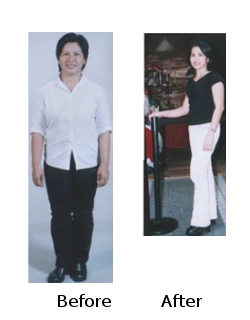 Alice Acosta - Attarction, Seduction Experienced After Woman Loses Weight and Looks Younger